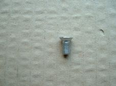 82-7888, Screw, tank badge, Triumph